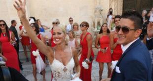 U rodnom Šibeniku se udala najljepša sportašica svijeta Antonija Mišura