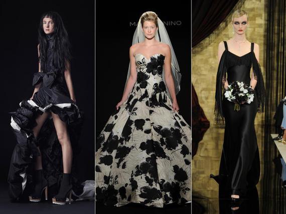 crne vjenčanice