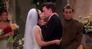 prijatelji monica chandler vjencanje vjencanjehr