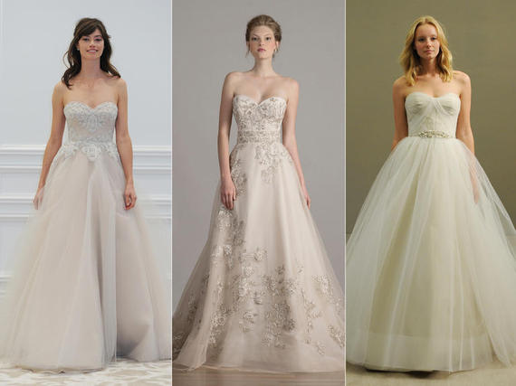 sive vjenčanice