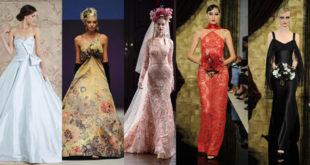 Vjenčanice raznih boja za drugačije i hrabrije mladenke