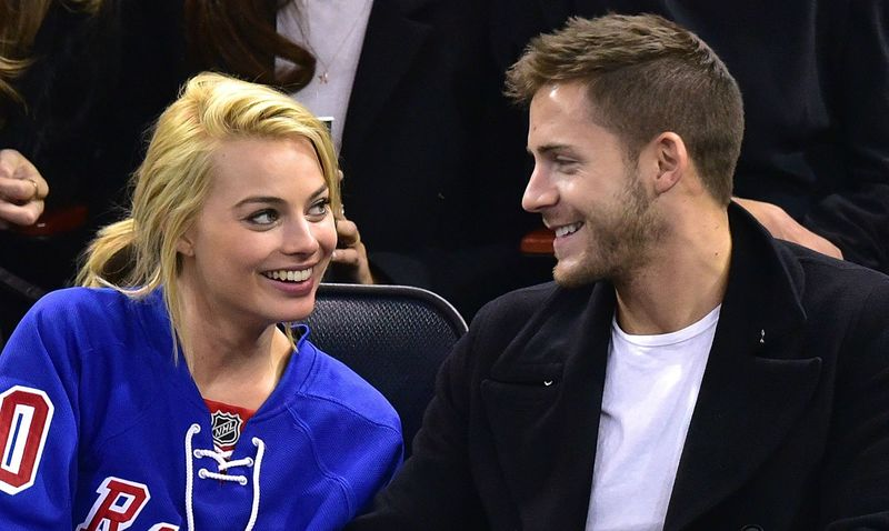 Margot Robbie i Tom Ackerley zaruke