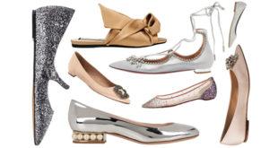 Ravne cipele koje će zamijeniti štikle na vjenčanjima