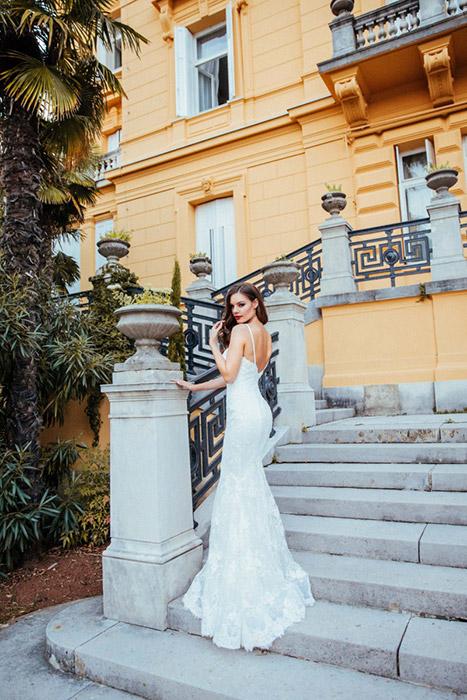 Vesna Sposa vjenčanice jesen/zima 2017