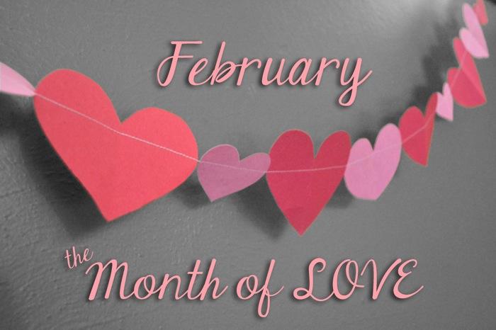Veljača - mjesec ljubavi