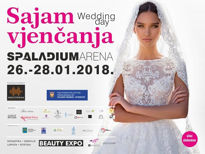 Sajam vjenčanja Split 2018