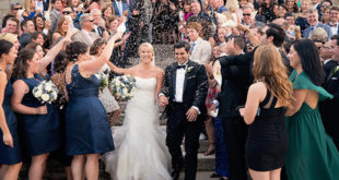 Mladenci slave svoje vjenčanje