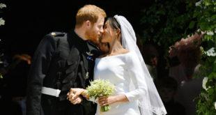 Kraljevsko vjenčanje: princ Harry i Meghan Markle postali vojvoda i vojvotkinja od Sussexa