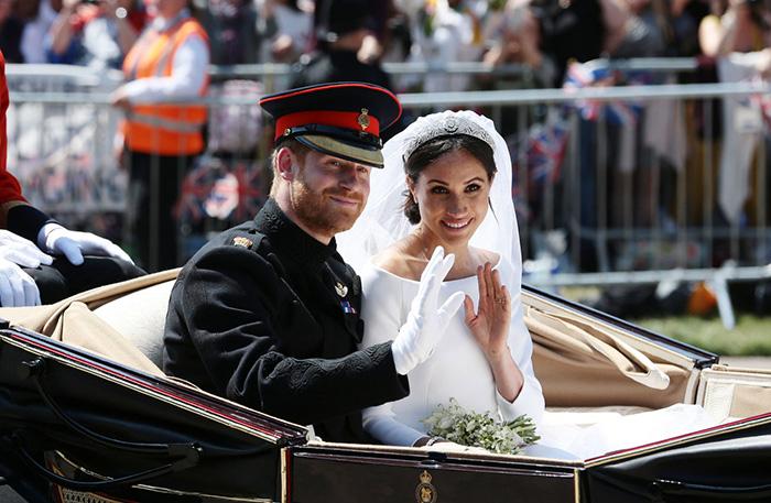 Kraljevsko vjenčanje: princ Harry i Meghan Markle