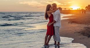 Ljubav vjenčanje plaža