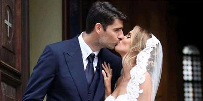 Vjenčanje Franka Batelić i Vedran Ćorluka