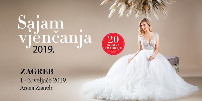 Sajam vjenčanja Zagreb u Areni