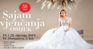 Sajam vjenčanja Osijek Portanova 2019
