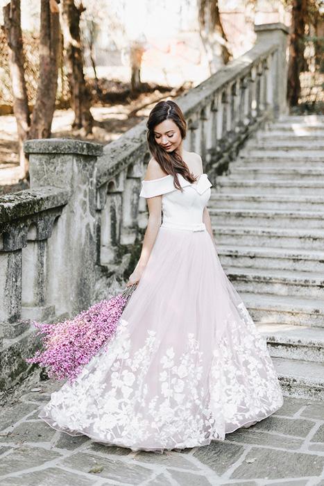 Sandra Haddad vjenčanice 2019
