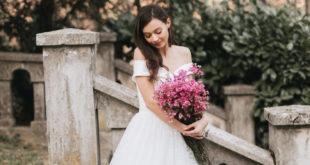 Sandra Haddad vjenčanice