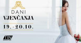 Dani vjenčanja u Westgateu 19. i 20. listopada 2019.