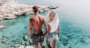 Ljubavni par ljeto